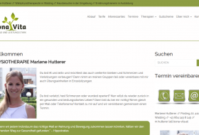 Bona Vita Physiotherapie Marlene Hutterer
