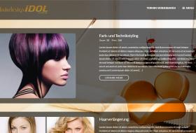 Hairdesign Idol Linz Leistungen